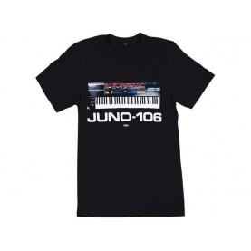 ROLAND JUNO106 T-SHIRT Black M