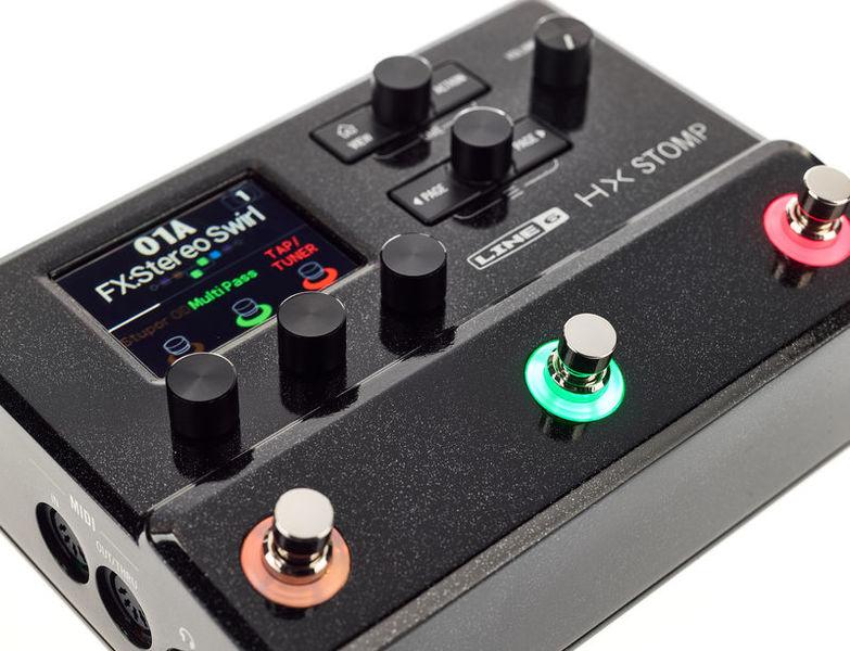 LINE6 HX STOMP Multi-Effects Pedal