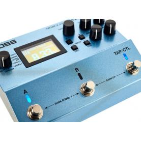 BOSS MD500 effetti modulazione chitarra