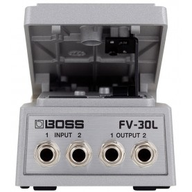 Boss FV-30 L  PEDALE VOLUME bassa impedenza