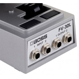 Boss FV30L Volume pedal low impedance