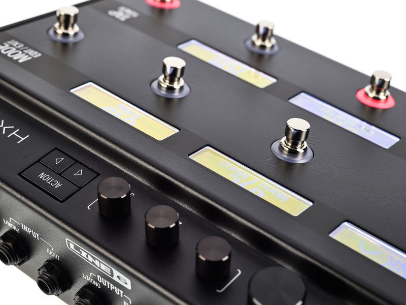 LINE6 HX EFFECTS PROCESSORE DI EFFETTI sp.gratis