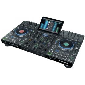 DENON DJ Prime4 4-Deck Standalone DJ System