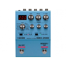 BOSS MD200 MODULATION Effect pedal for electric guitar