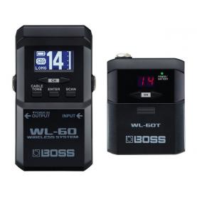 BOSS WL60 WIRELESS SYSTEM