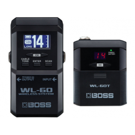 BOSS WL60 WIRELESS SYSTEM