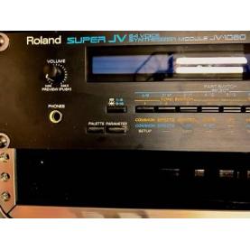ROLAND SUPER JV1080 expander suoni vintage