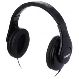 SHURE SRH240 closed headphones