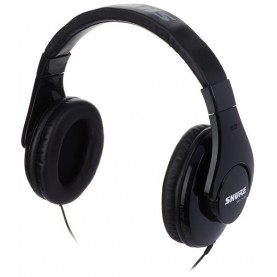 SHURE SRH240A closed headphones