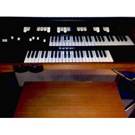HAMMOND L122S/LESLIE 760 vintage organ