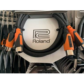 ROLAND RMIDIB10DUAL doppio cavo MIDI 3m