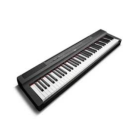 YAMAHA P121B PIANO DIGITALE amplif. 73 TASTI