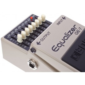 BOSS GE7 Graphic Equalizer For Electric Guitar