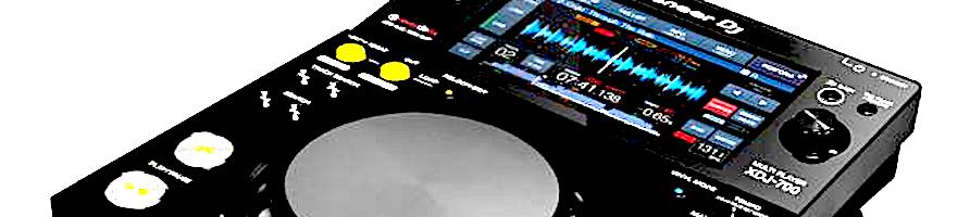 CD Player/Mp3 per DJ