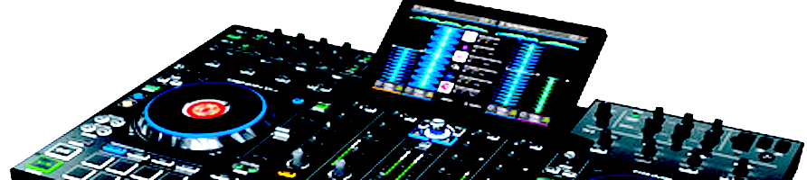 Console / Controller per DJ