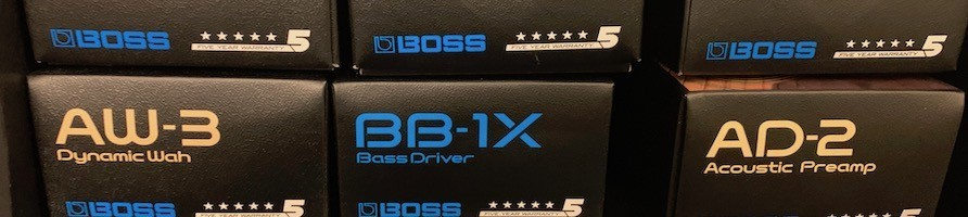 Bass pedals