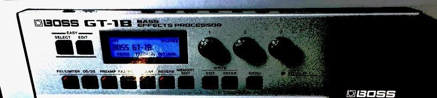 Bass Multi Effects