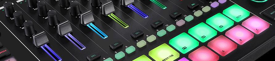 Samplers/ Groove Box