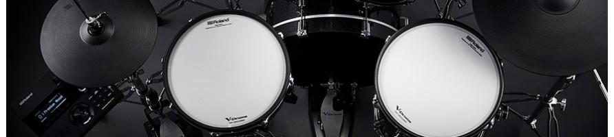 Digital Snare Drums