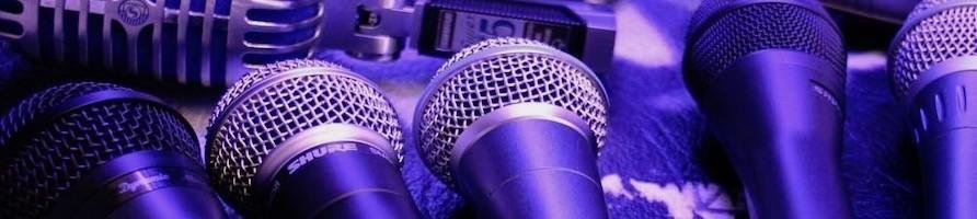 Microfoni Moreshow Microphones