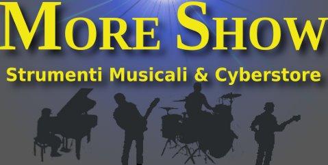 More Show Strumenti Musicali